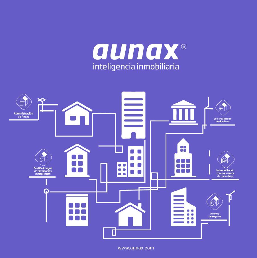 Aunax Inteligencia Inmobiliari