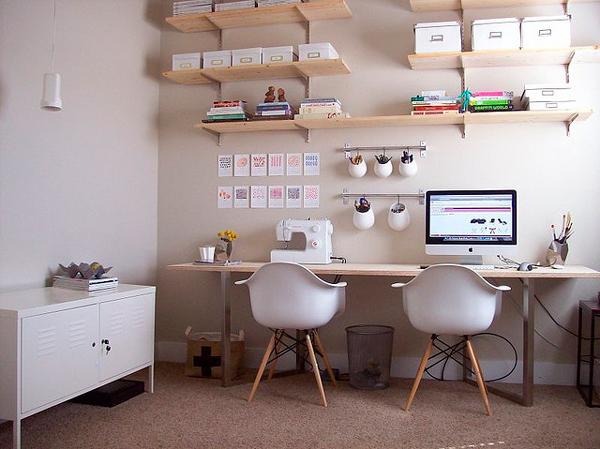 Guía Rápida De Decoración El Despacho Quatrium Inmobiliaria