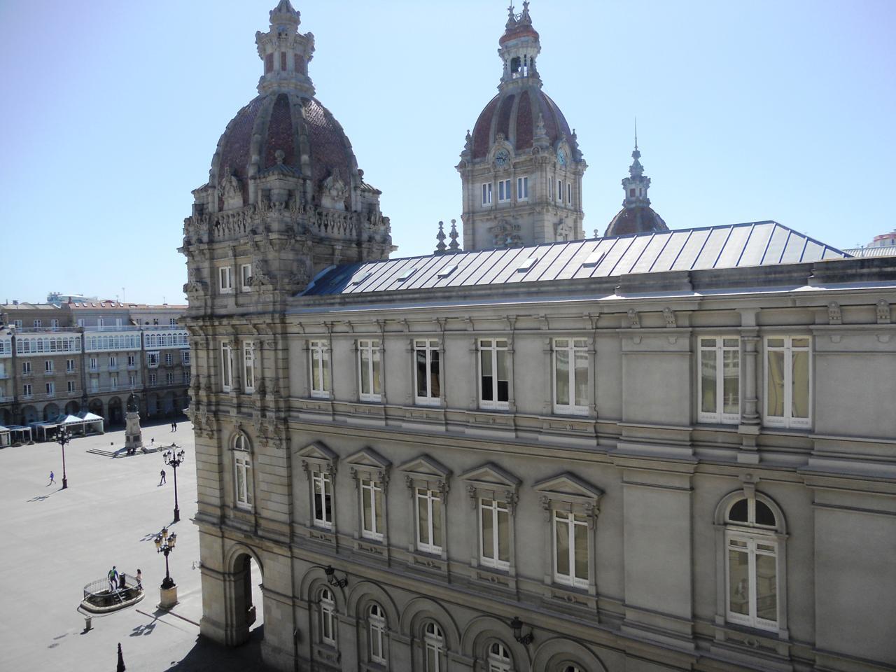 Piso en alquiler en La Coruña de 77 m2