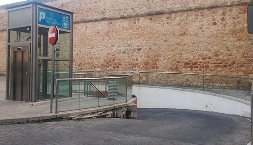 Parking en venta en Santa Pola, Centro Puerto – #530