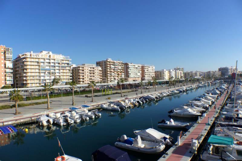 Piso en alquiler en Santa Pola, Centro Playa Levante – #673