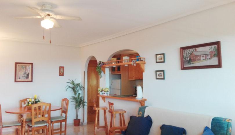 Piso en venta en Gran Alacant, NovaMar – #614