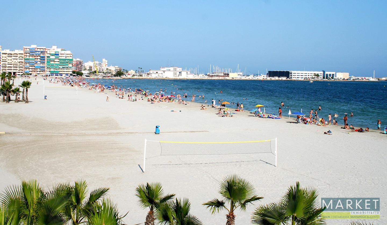 Piso en venta en Santa Pola, Gran Playa – #325