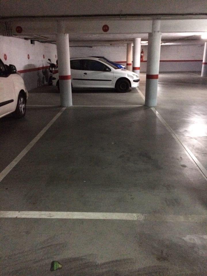 Parking en venta en Arenales del Sol – #729