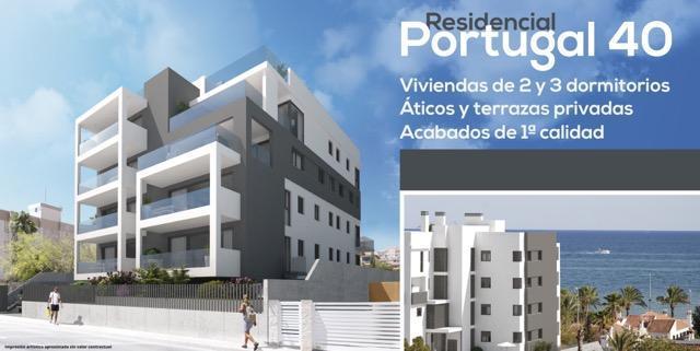 Piso en venta en Santa Pola, Santiago Bernabeu – #746