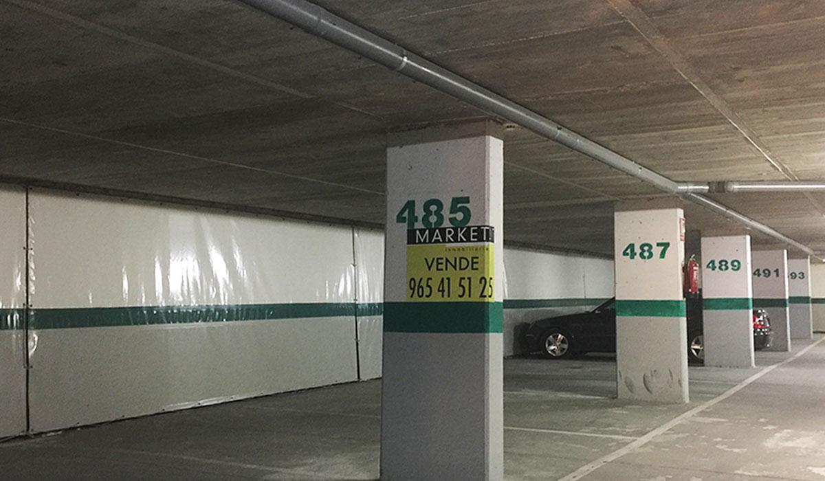 Parking en venta en Santa Pola, Centro Puerto – #756