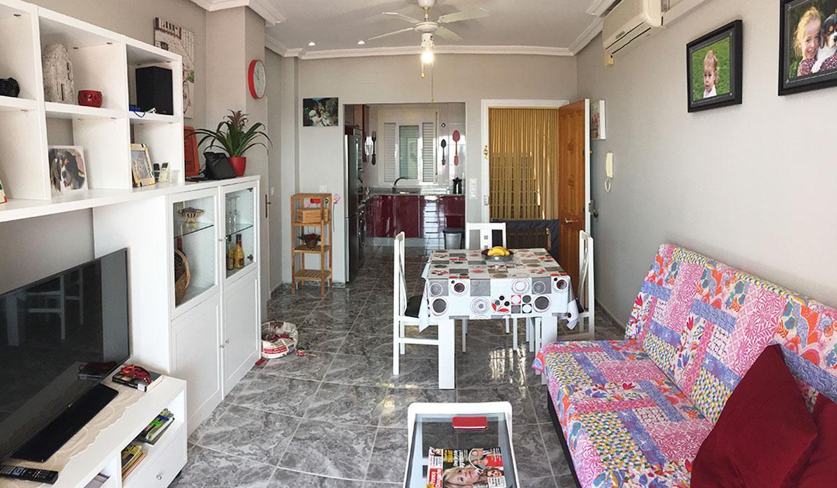Piso en venta en Santa Pola, Santiago Bernabeu – #757