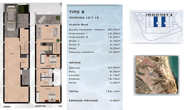 Bungalow en venta en Gran Alacant – #924