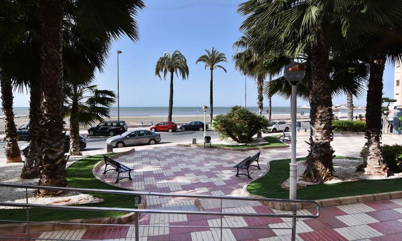 Piso en alquiler en Santa Pola, Centro Playa Levante – #874