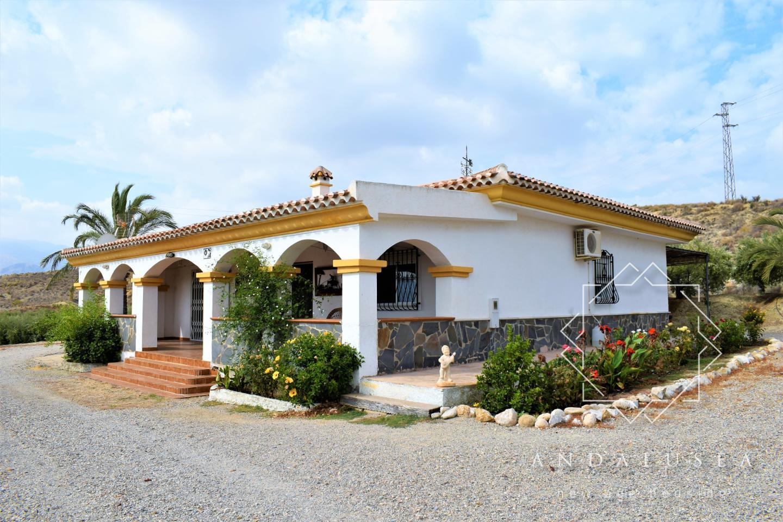 Casa rústica Pago Melchor, Los Gallardos