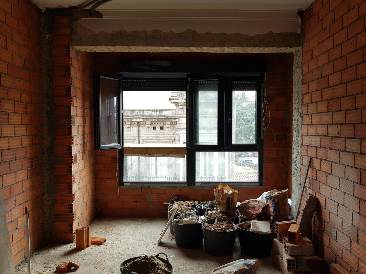 Piso en venta en Orense de 115 m2