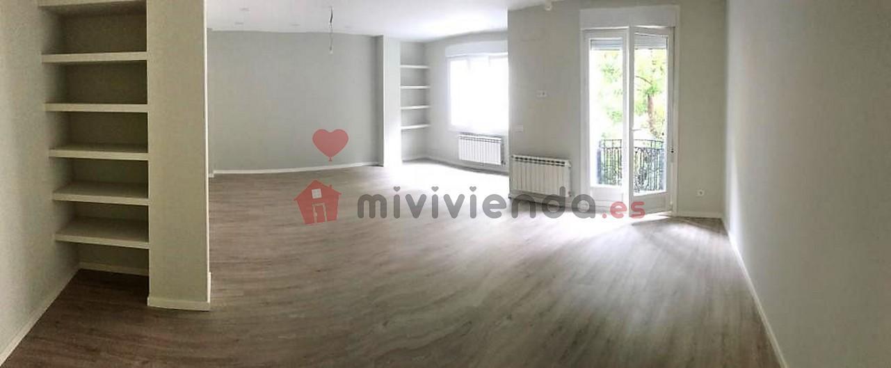 flats alquiler in madrid city chamberi
