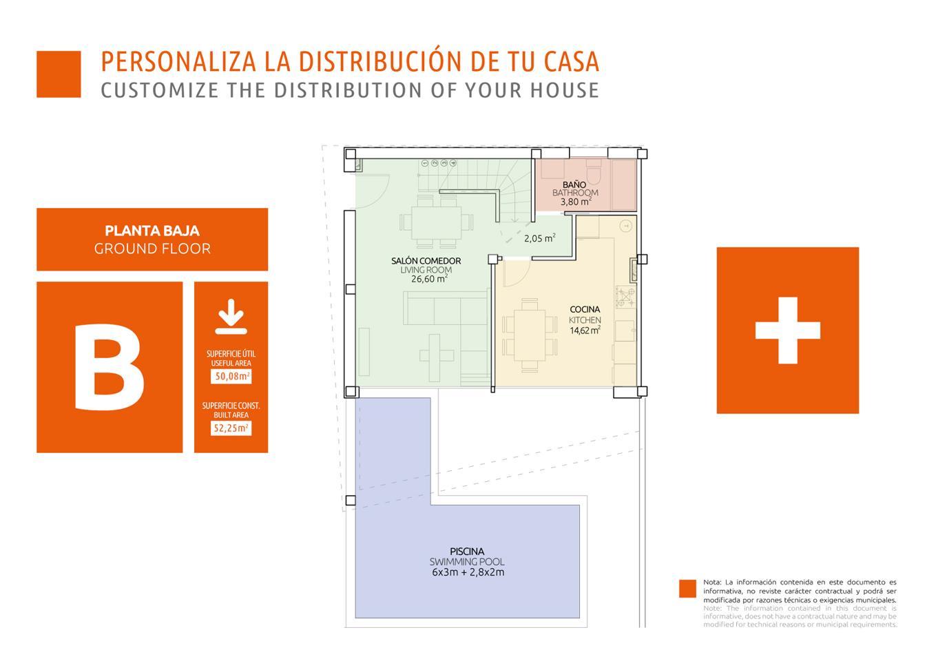 Chalet en venta en Gran Alacant, Monte y Mar – #944