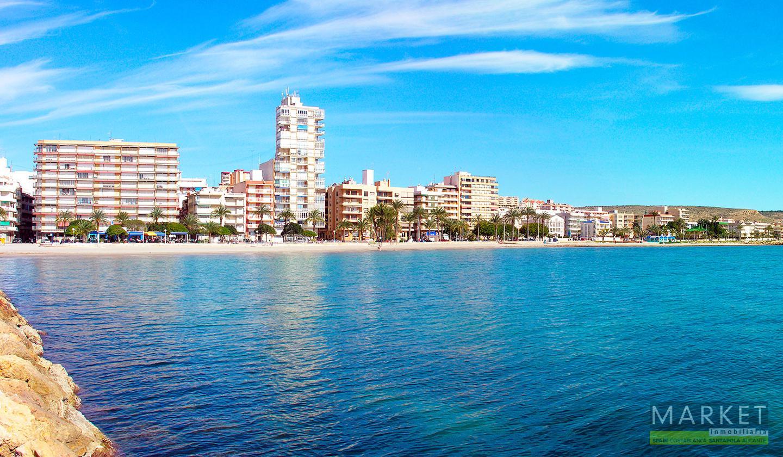 Piso en venta en Santa Pola, Centro Playa Levante – #2010