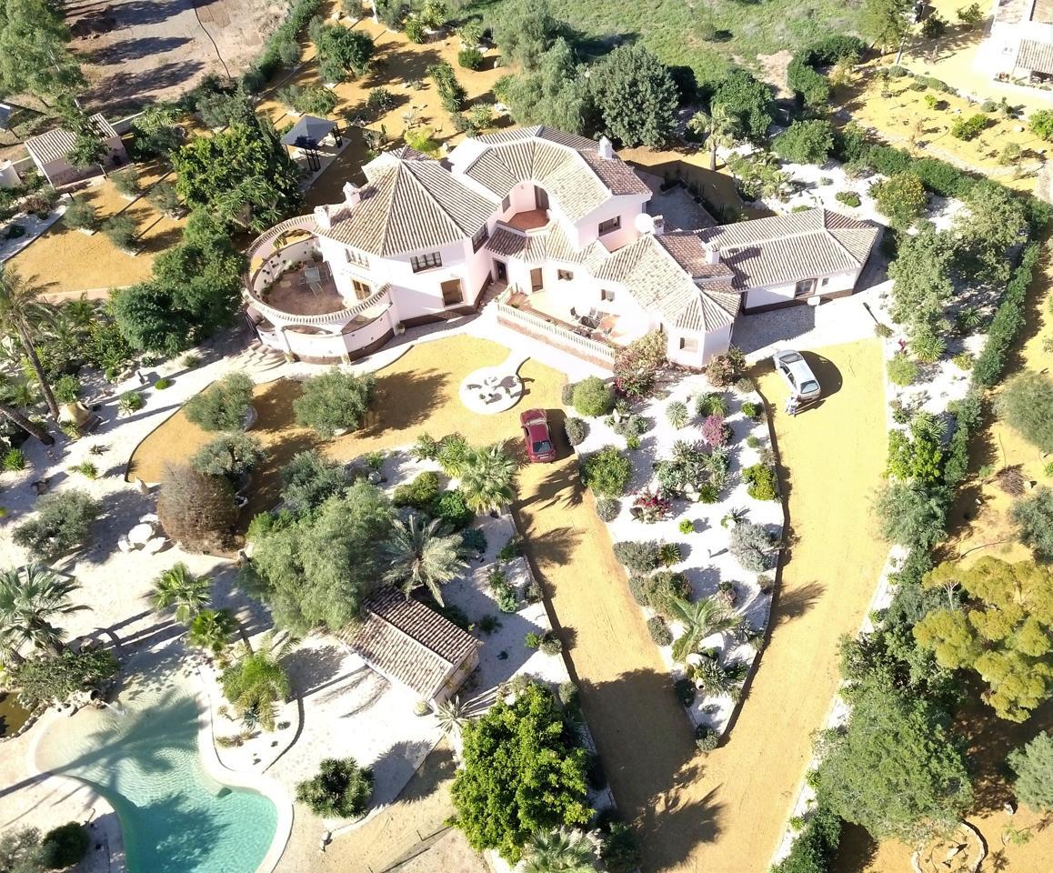 Villa Finca Los Olivos, Turre