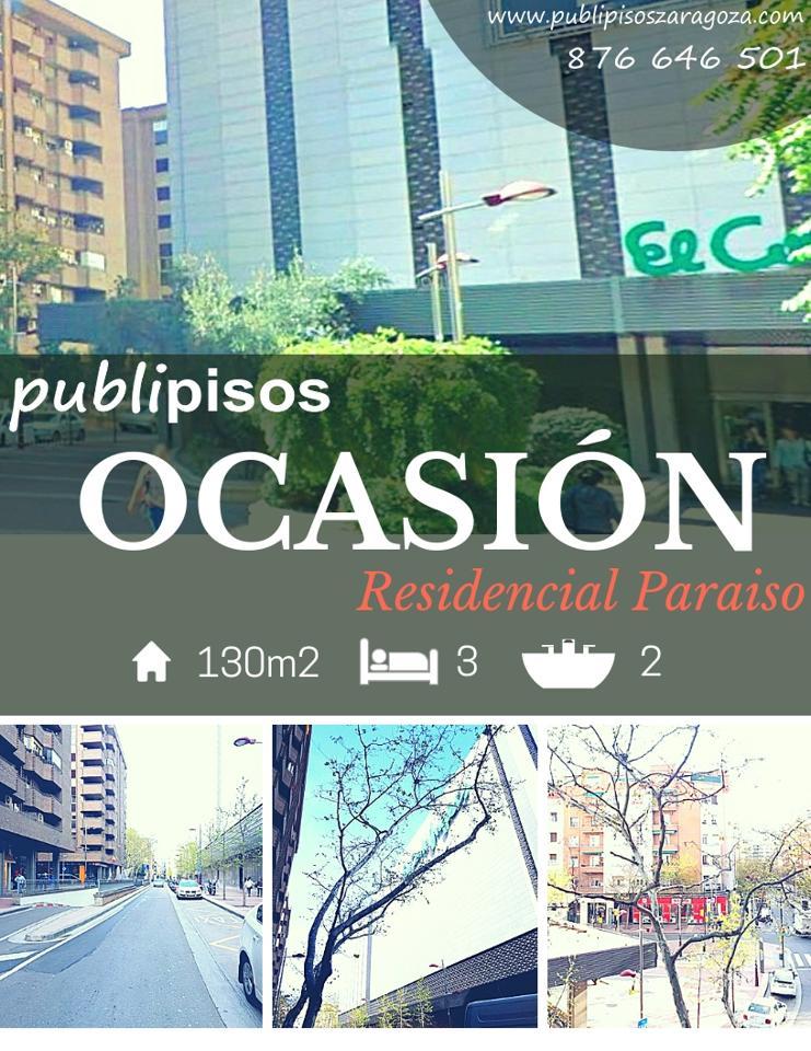 Piso en venta en Zaragoza de 130 m2
