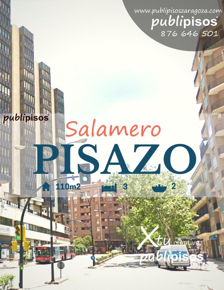 Piso centro Salamero Cesar Augusto
