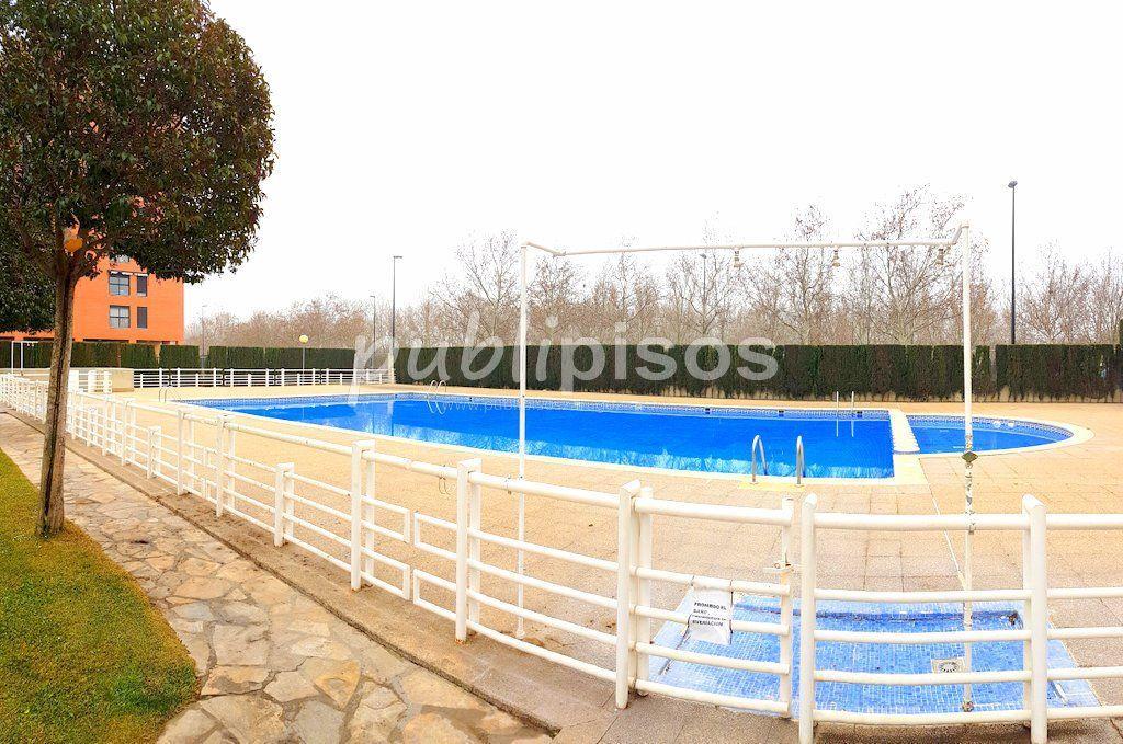 alquiler piso nuevo en miralbueno con piscina publipisos