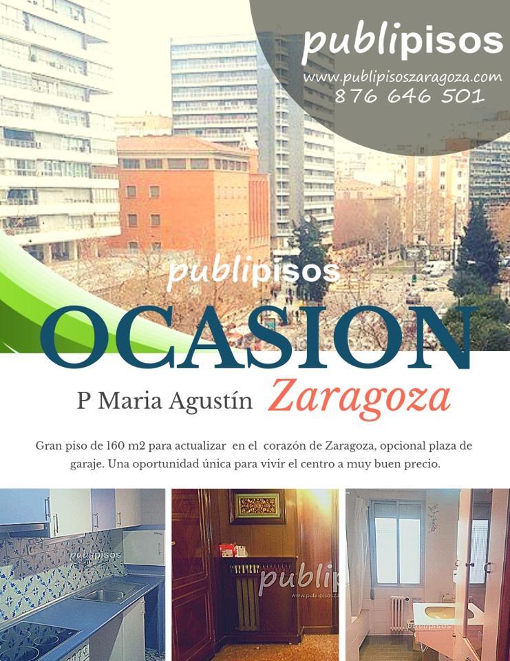 Piso OCASION centro Zaragoza