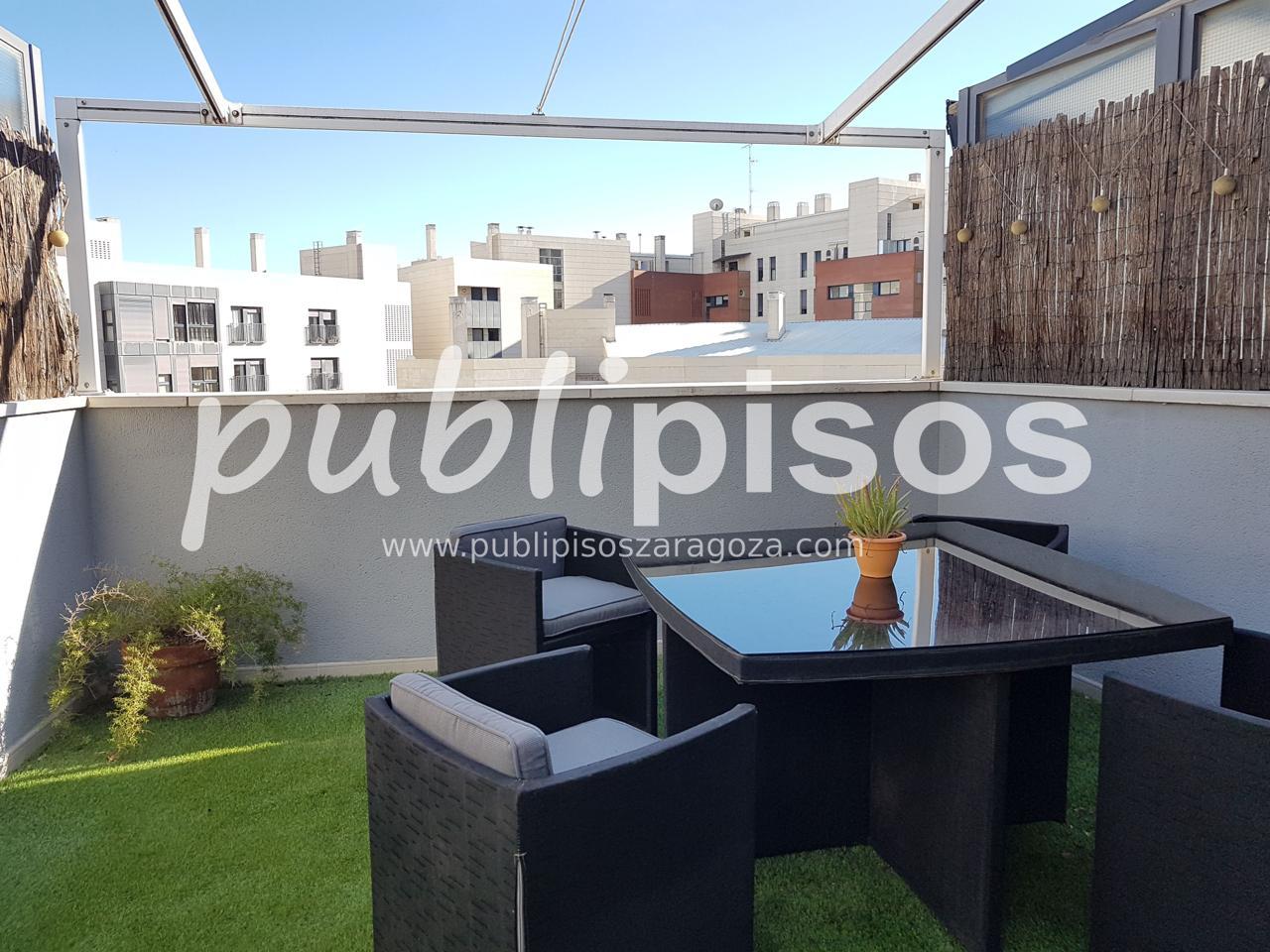 Atico junto balcón de San Lázaro / Publipisos Zaragoza-16