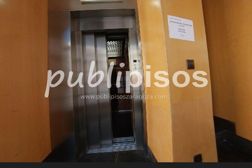 Atico junto balcón de San Lázaro / Publipisos Zaragoza-18
