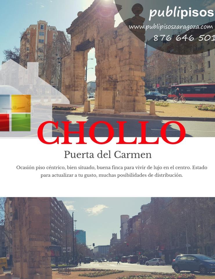 Piso en venta en Zaragoza de 148 m2