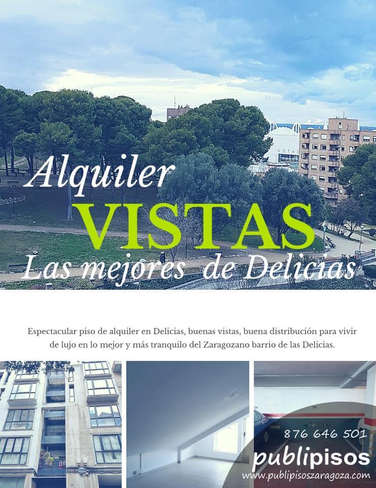 Alquiler Piso Atico Delicias Zaragoza