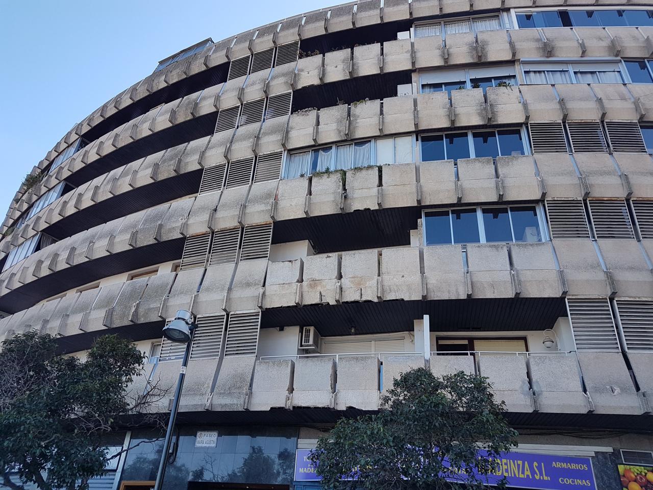 Piso Plaza Europa Zaragoza con garaje-13