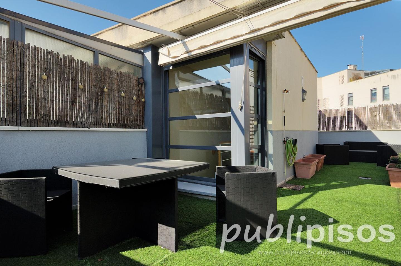 Duplex Lujo Paseo de la Ribera-2