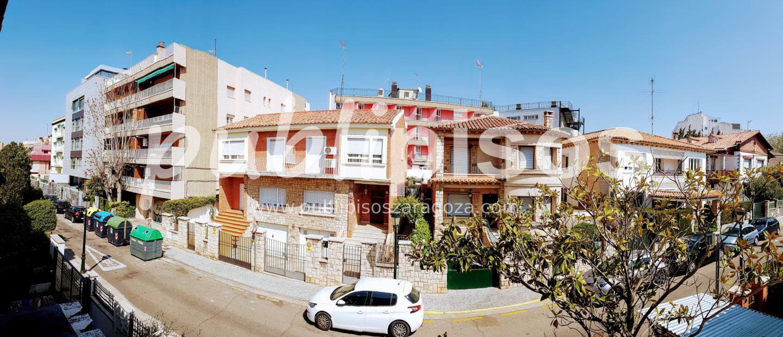 Chalet en alquiler Ruiseñores centro Zaragoza-3