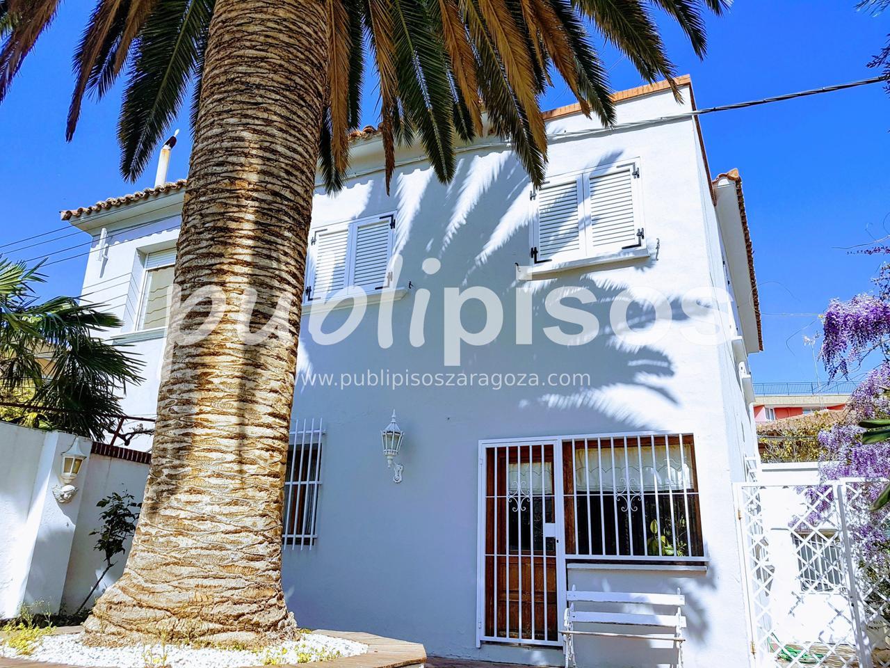 Chalet en alquiler Ruiseñores centro Zaragoza-12