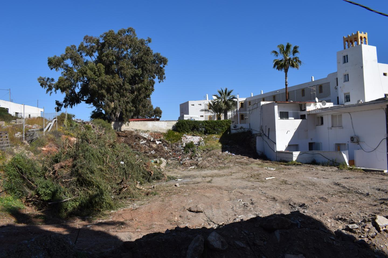Terreno Calle Extremadura, Mojácar