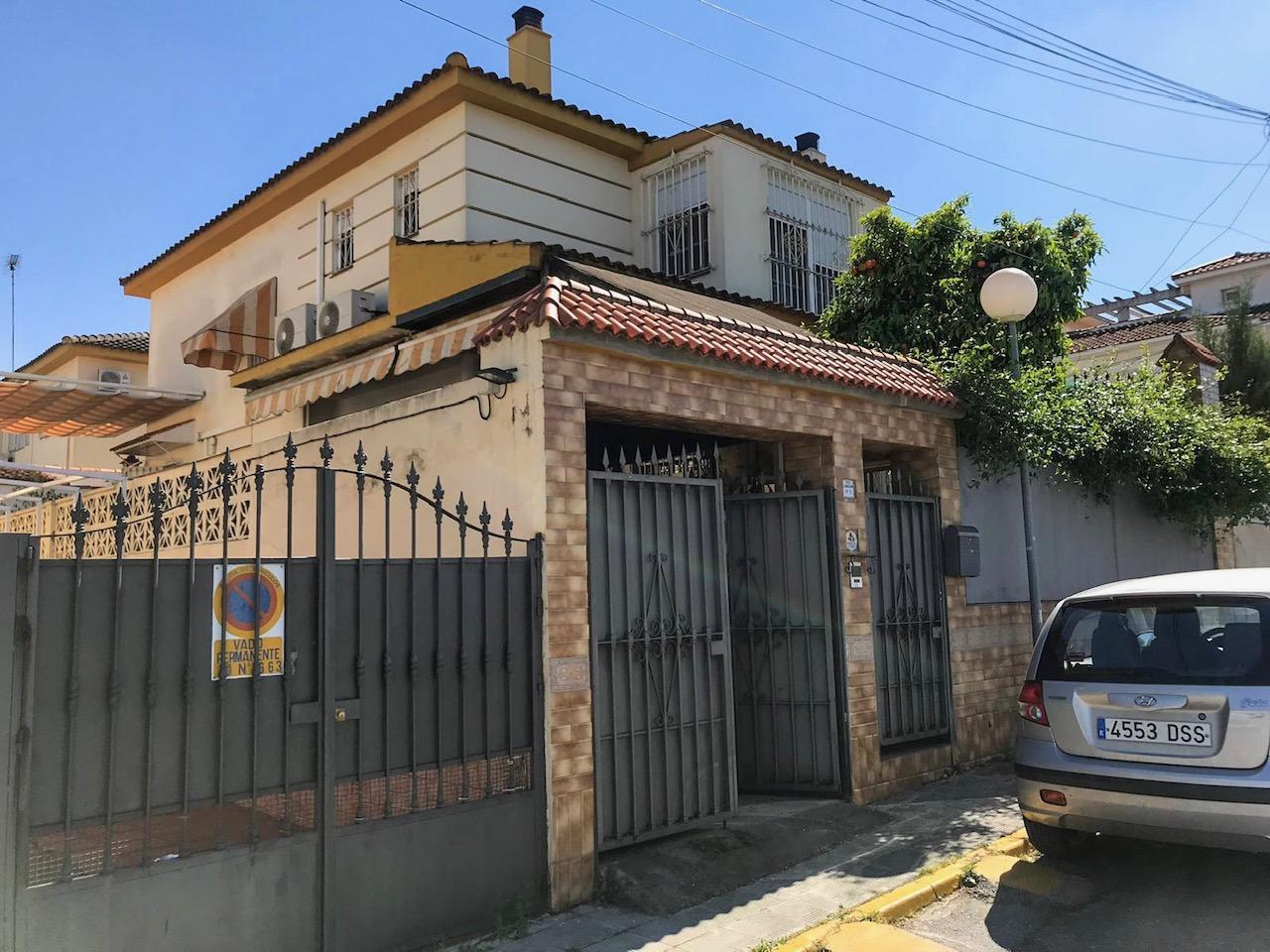 Casa / Chalet en venta en San Juan de Aznalfarache de 118 m2