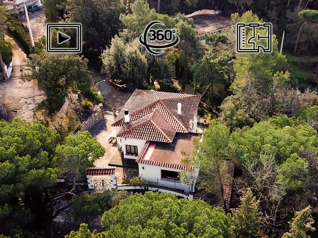 villa en sant-fost-de-campsentelles · cami-l'illa-08105 550000€