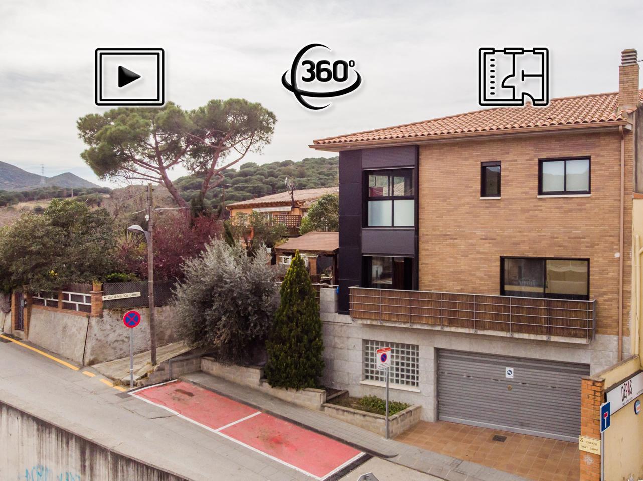 villa en sant-fost-de-campsentelles · carrer-sant-jaume-08105 328000€