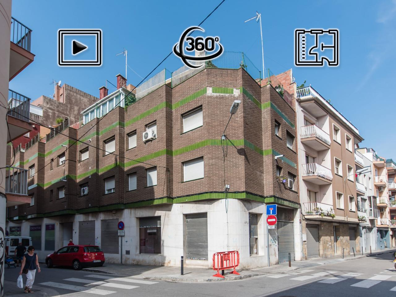 piso en mollet-del-valles · carrer-antonia-canet-13-08100 137000€