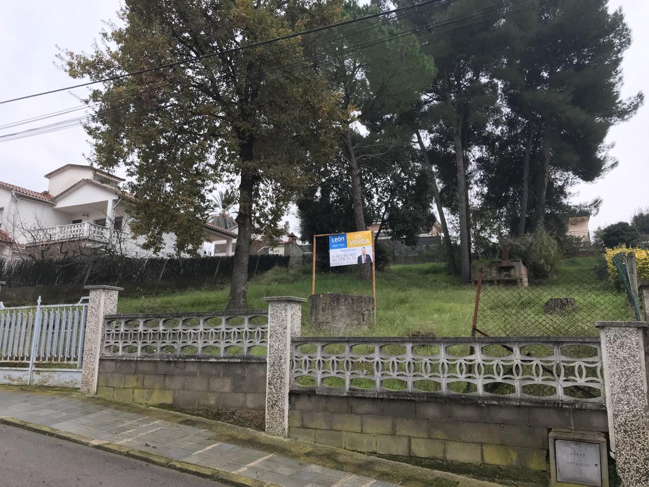 terreno en llica-de-vall · carrer-sant-delfi-50-08185 95000€