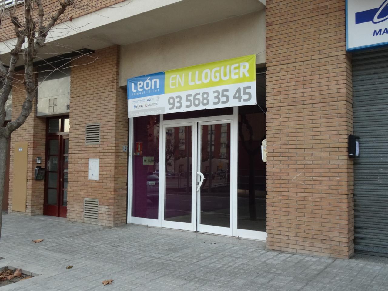 local-comercial en montornes-del-valles · carrer-de-federico-garcia-lorca-08170 €