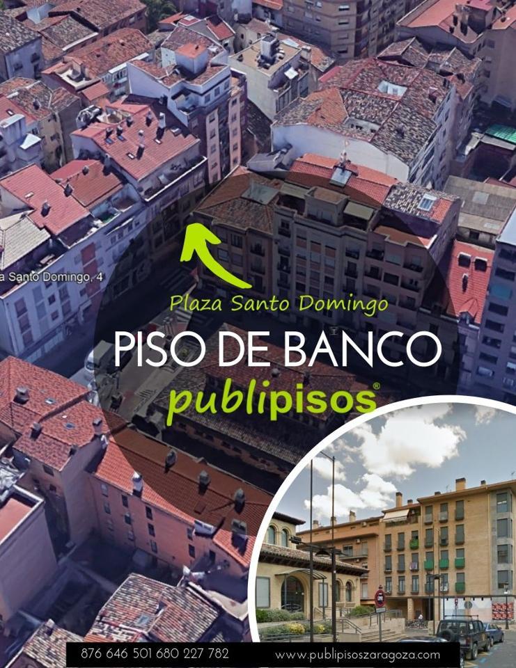 Piso venta centro histórico Zaragoza