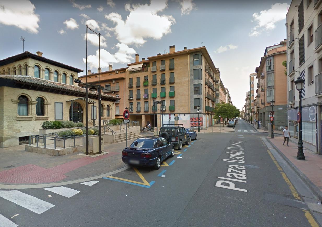 Piso venta centro histórico Zaragoza-2