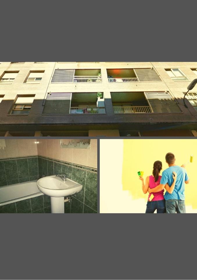 Venta piso Almozara Zaragoza