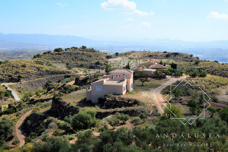 Casa / chalet Llanos de los Rubiales, Bédar