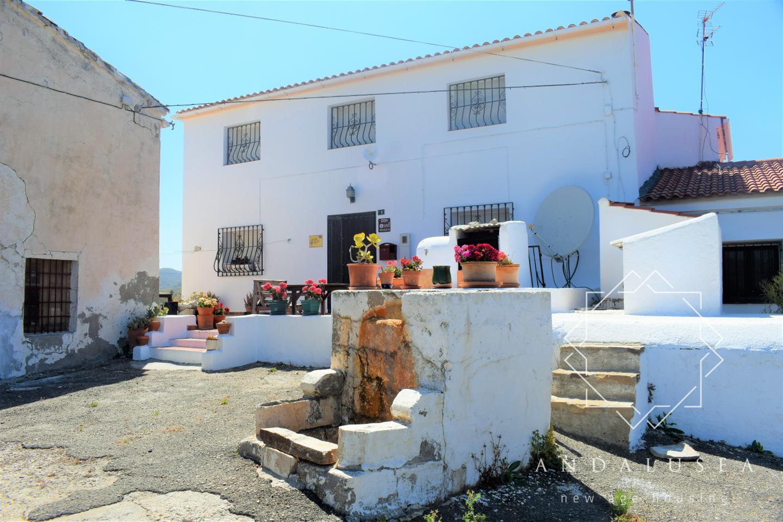 Casa rústica El carrizalejo, Los Gallardos