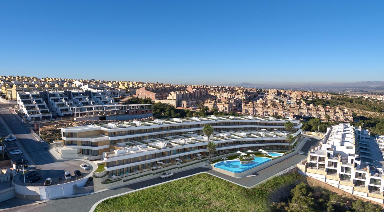 Piso en venta en Gran Alacant – #1010