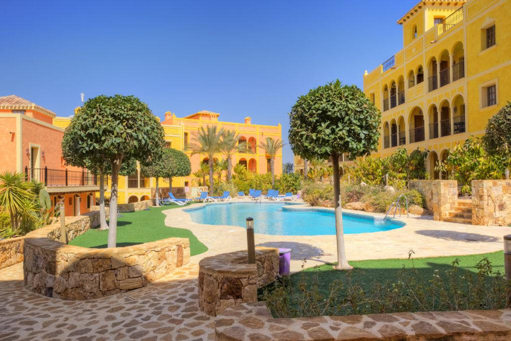 Piso Desert Springs Resort, Cuevas del Almanzora