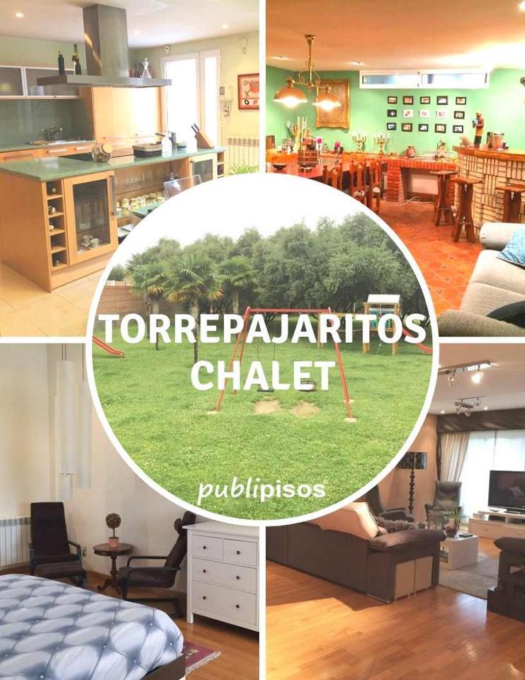 Venta chalet Torrepajaritos Zaragoza
