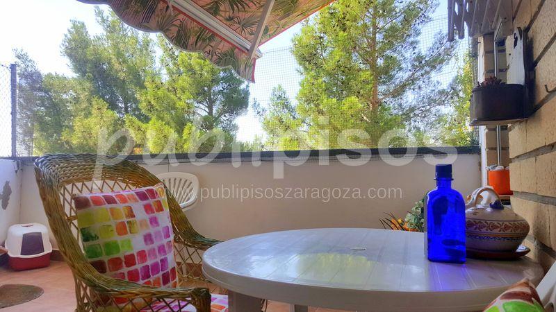 Venta Piso San Juan Mozarrifar Piscina Zaragoza-19