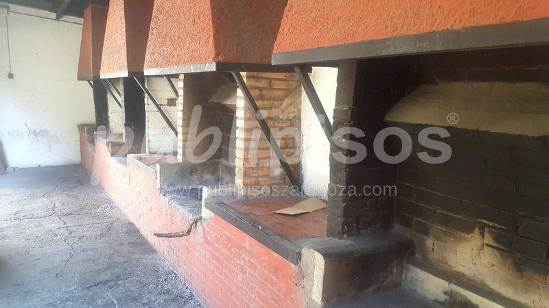 Venta Piso San Juan Mozarrifar Piscina Zaragoza-32