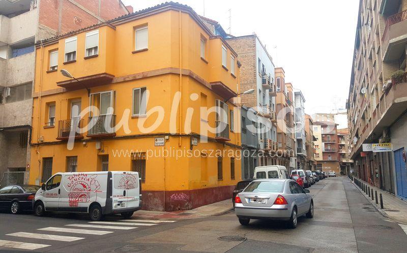 Piso para Inversores 8% rentabilidad Zaragoza-2