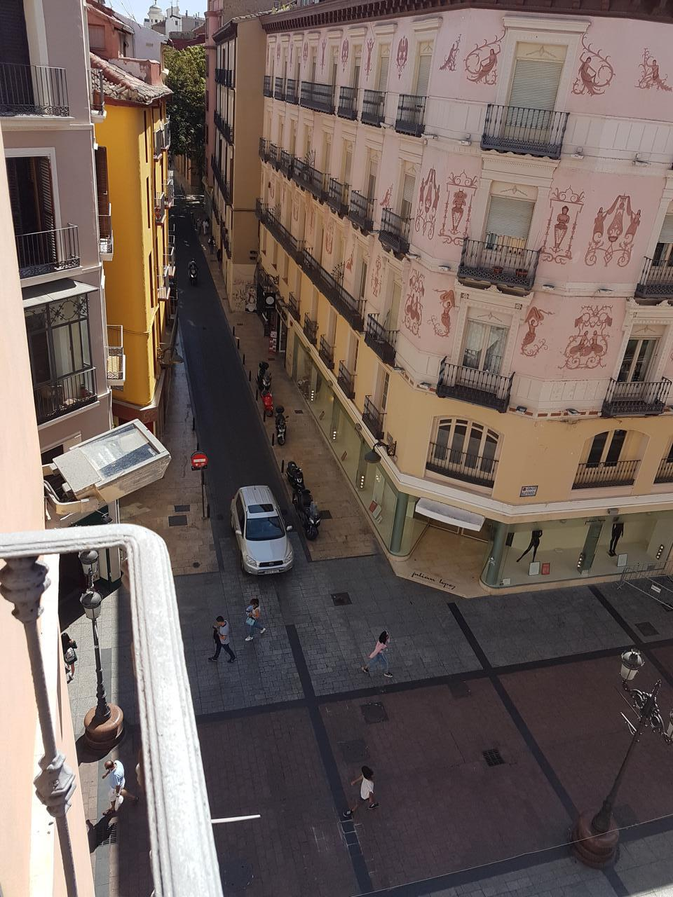 Piso alquiler centro calle Alfonso Zaragoza-24